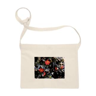 winter flowers(冬の花) Sacoches