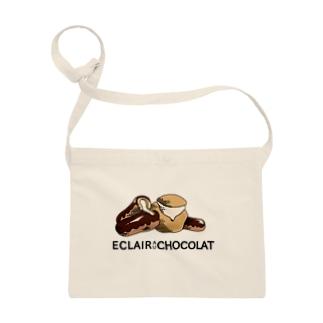 Eclair au chocolat Sacoches