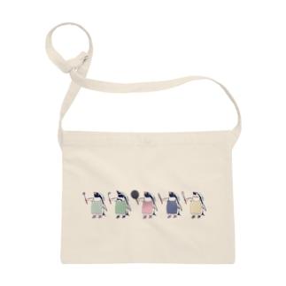 おりょうりペンギン(整列) Sacoches