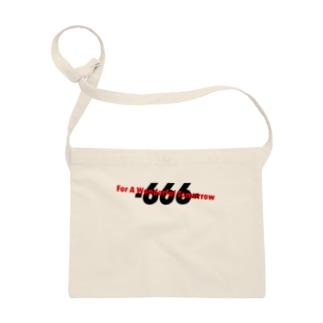 666's tomorrow Sacoches