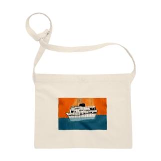 横浜の船 Sacoches