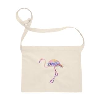 Flamingo Parade Sacoches