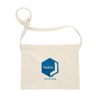 NANJCOIN公式ロゴ入り Sacoches