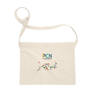 PCNのPCN in the World  Ver1.0.0サコッシュ