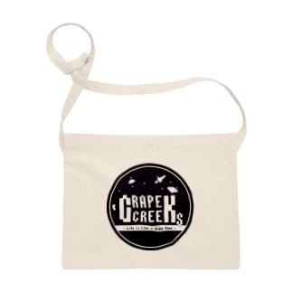 GrapeCreeps 丸ロゴ Sacoches