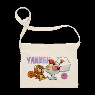 SUZURI×ヤマーフのYAMMEHサンデー Sacoches