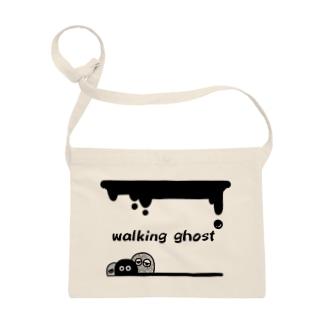 walking_ghost_サコッシュ Sacoches