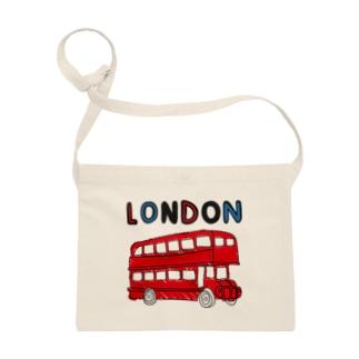 ロンドンバス Sacoches