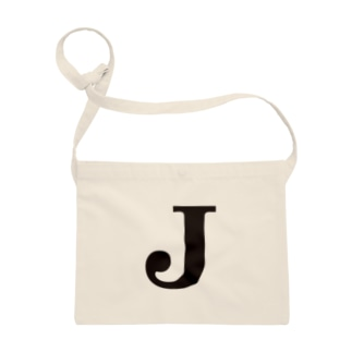 alphabet-simple:serif-J Sacoches