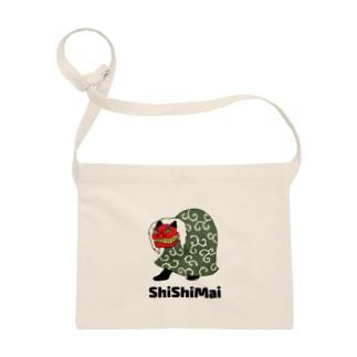 ShiShiMai (獅子舞) Sacoches