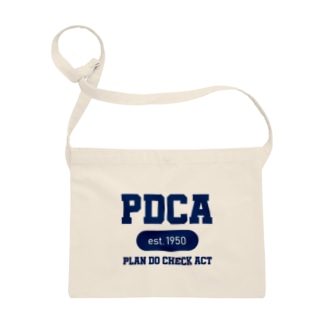 PDCA(紺) Sacoches