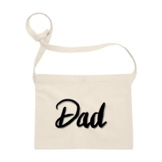 Dad サコッシュ