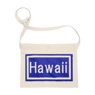Hawaii Sacoches