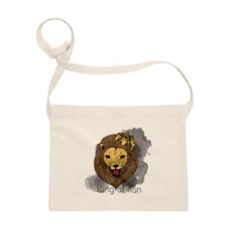 King of lion サコッシュ