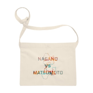NAGANO  vs MATSUMOTO サコッシュ