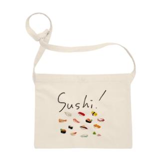 Sushi! POPなお寿司! Sacoches