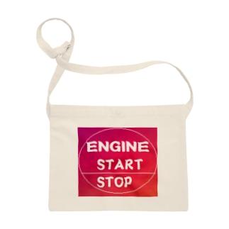ENGINE サコッシュ