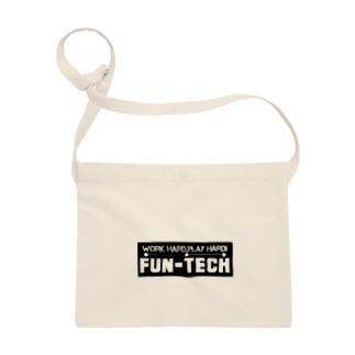 Fun-tech 試作 Sacoches