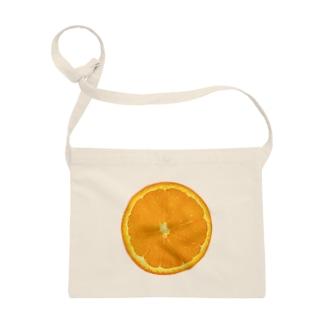 オレンジ Sacoches