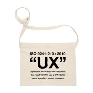 UX というかっこいいワード Sacoches