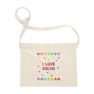 【I LOVE COLOR】 Sacoches