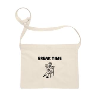 BREAK TIME Sacoches