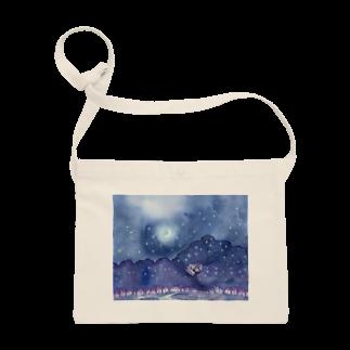 Rosemary*Teaの星降る森 Sacoches