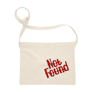 Not Found(全2色) Sacoches