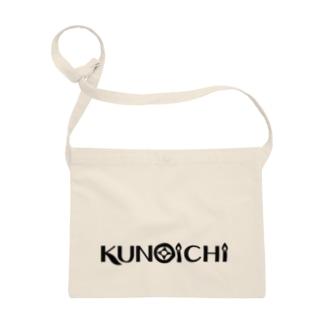 KUNOiCHiサコッシュ Sacoches