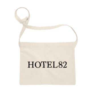 HOTEL82 ロゴ大 Sacoches