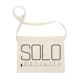 SOLO Activity [Black] サコッシュ