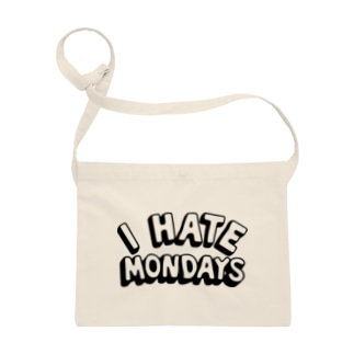 I HATE MONDAYS Sacoches