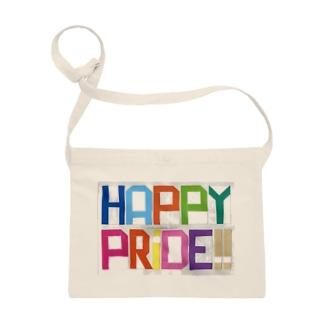 HAPPY PRIDE!! (2013 ver.) Sacoches