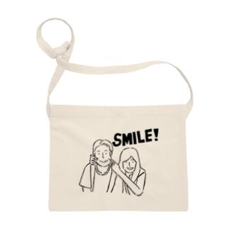smile1 サコッシュ