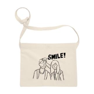 smile2 サコッシュ