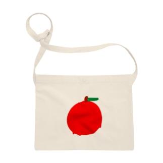 りんご(次男) サコッシュ