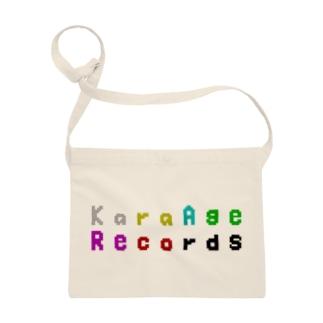 KaraAgeRecords-からあげレコーズ Sacoches
