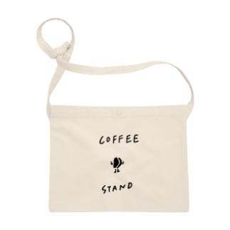 コーヒースタンド Sacoches