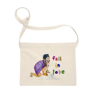 fall   in  loveえつこさん Sacoches