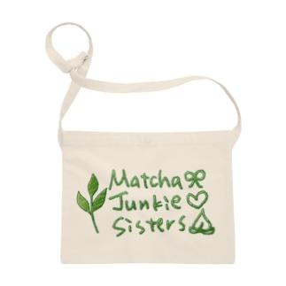 Matcha Jukie Sisters Sacoches