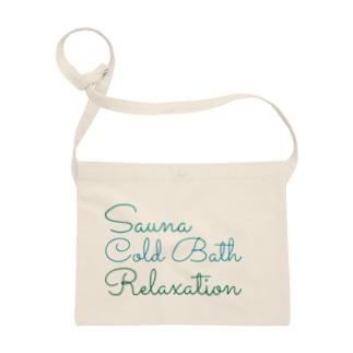 Sauna ColdBath Relaxation  Sacoches