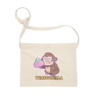 YumeGorilla(ゆめごりら)グッズ Sacoches