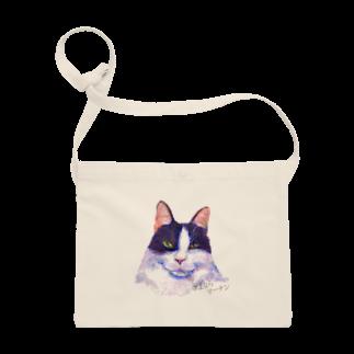 うのみさきの念仏猫 Sacoches