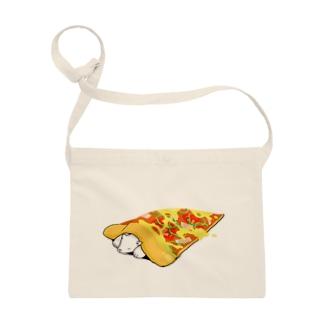 しろくまピザ Sacoches