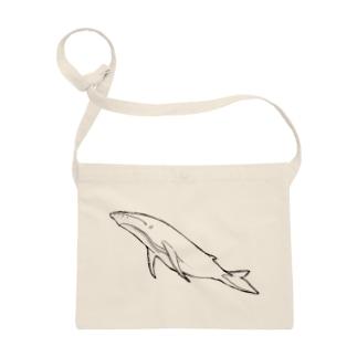 クジラ Sacoches