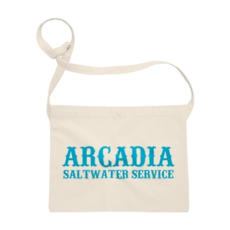 ARCADIA SALTWATER SERVICE BLUE Type2 Sacoches