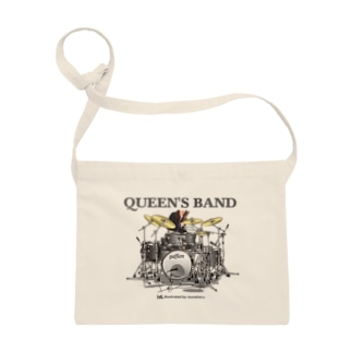 Drums〜Qween's Band Sacoches