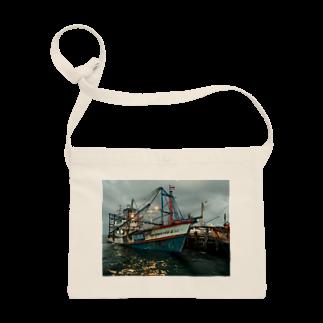 303ceのタイの漁船 Sacoches
