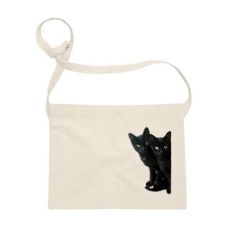 黒猫は見た Sacoches