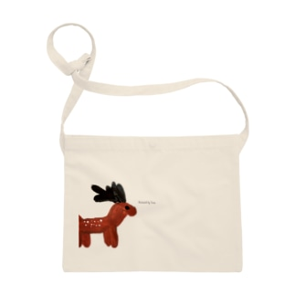 Luna's Reindeer tote Sacoches